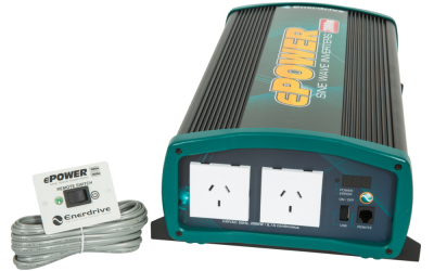 An Inverter and Battery system for Tradies